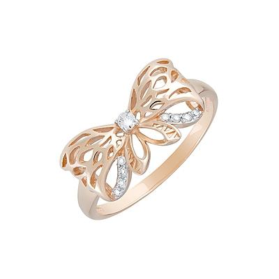 Золотое кольцо Ювелирное изделие 129824