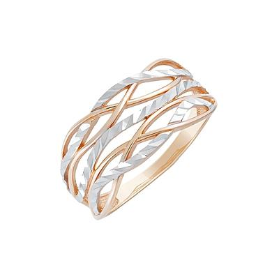 Золотое кольцо Ювелирное изделие 129825