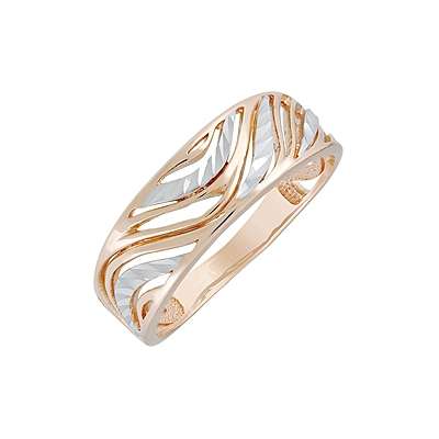 Золотое кольцо Ювелирное изделие 129826