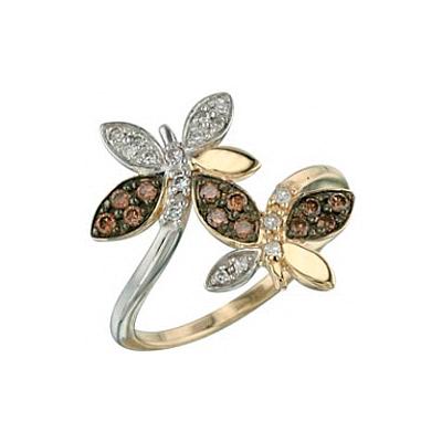 Золотое кольцо Ювелирное изделие 26598