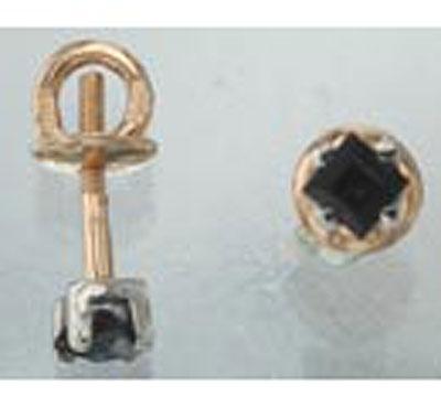 Золотые серьги Ювелирное изделие 26734 серьги серебро с рубином галос сснрб 9329 квм