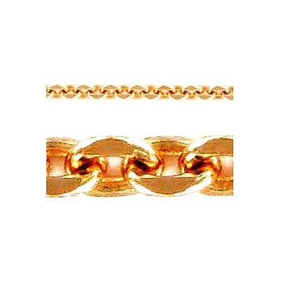 Золотая цепь Ювелирное изделие 28537 женская цепь красцветмет золотая цепь ndнц 12 084 d 0 40 40