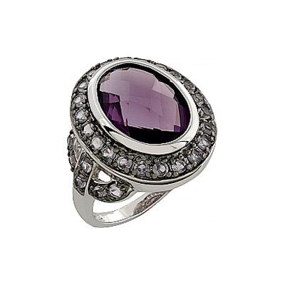 Серебряное кольцо Ювелирное изделие 30959