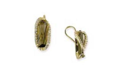 Золотые серьги Ювелирное изделие 32457