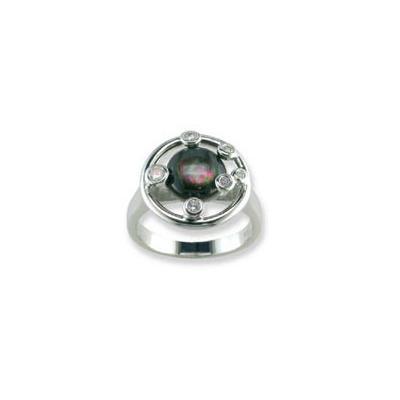 Серебряное кольцо Ювелирное изделие 32636