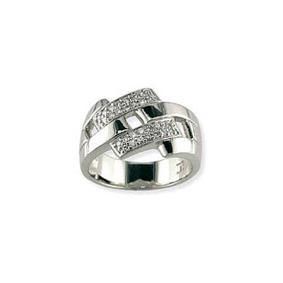 Серебряное кольцо Ювелирное изделие 32644 ювелирное изделие 65445