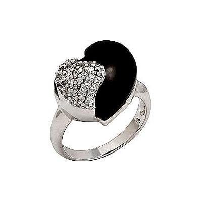 Серебряное кольцо Ювелирное изделие 33746 серебряное кольцо ювелирное изделие 106235