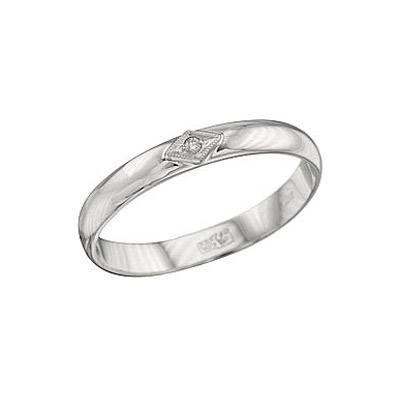 Золотое кольцо Ювелирное изделие 34559 обручальное кольцо korloff золотое обручальное кольцо k9hl07pg 17 5