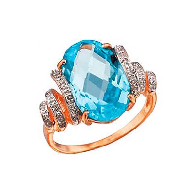 Золотое кольцо Ювелирное изделие 35156