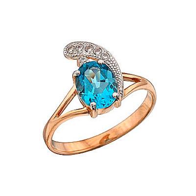 Золотое кольцо Ювелирное изделие 36257