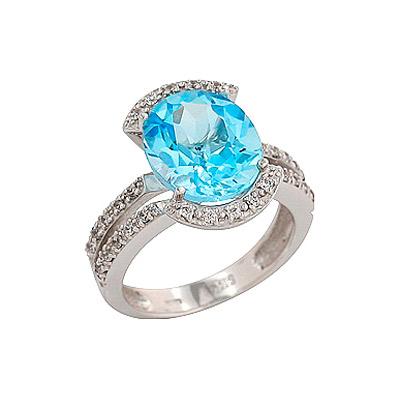 Золотое кольцо Ювелирное изделие 51808