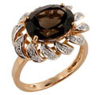 Золотое кольцо Ювелирное изделие 63807