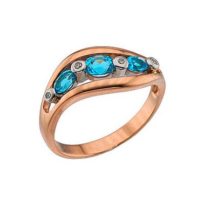Золотое кольцо Ювелирное изделие 64365