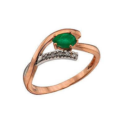 Золотое кольцо Ювелирное изделие 64376