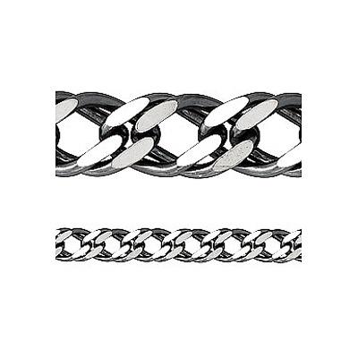 Серебряная цепь Ювелирное изделие 65341 серебряная цепь ювелирное изделие m0518n 90 13