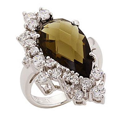 Серебряное кольцо Ювелирное изделие 70818 ювелирное изделие 72181