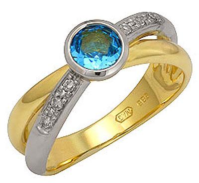 Золотое кольцо Ювелирное изделие 71496