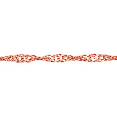 Золотая цепь Ювелирное изделие 73484 менажница elan gallery цветочек 29 5 14 5 3 5 см 2 секции