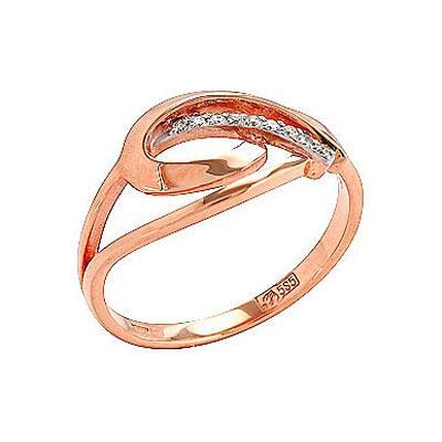 Золотое кольцо Ювелирное изделие 74041