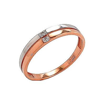 Золотое кольцо Ювелирное изделие 74042