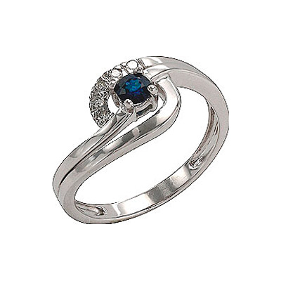 Золотое кольцо Ювелирное изделие 74477