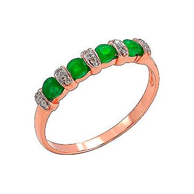 Золотое кольцо Ювелирное изделие 74493