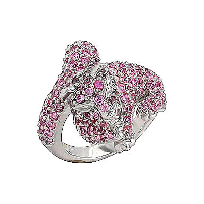 Серебряное кольцо Ювелирное изделие 75174 цена
