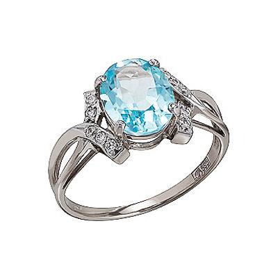 Золотое кольцо Ювелирное изделие 76099