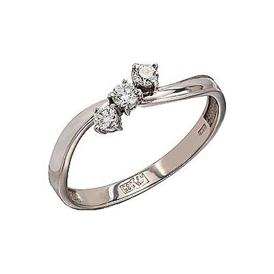 Золотое кольцо Ювелирное изделие 77094