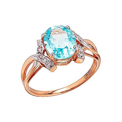 Золотое кольцо Ювелирное изделие 77452