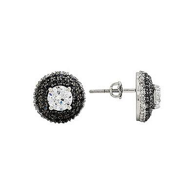Серебряные серьги Ювелирное изделие 80414 серебряные серьги ювелирное изделие 108424