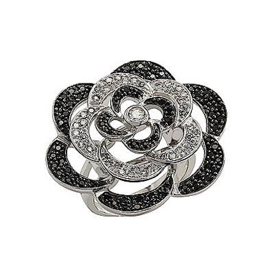 Серебряное кольцо Ювелирное изделие 80559 серебряное кольцо ювелирное изделие 106235