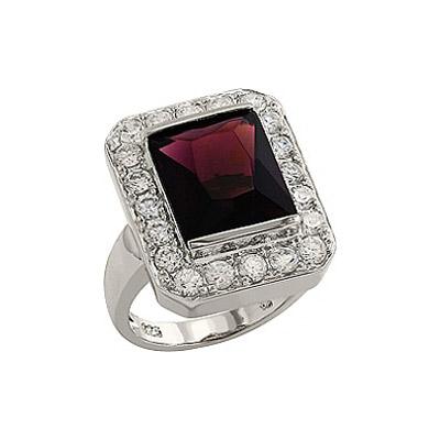 Серебряное кольцо Ювелирное изделие 80561