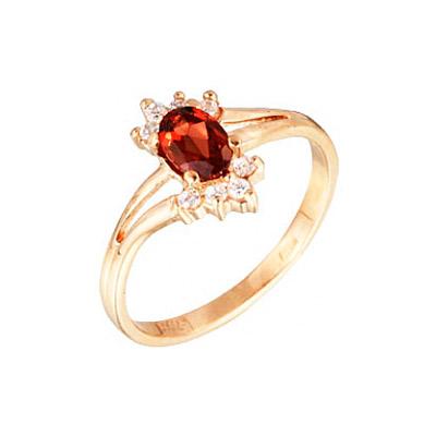 Золотое кольцо Ювелирное изделие 8091