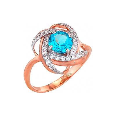 Золотое кольцо Ювелирное изделие 81155