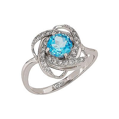 Золотое кольцо Ювелирное изделие 81185