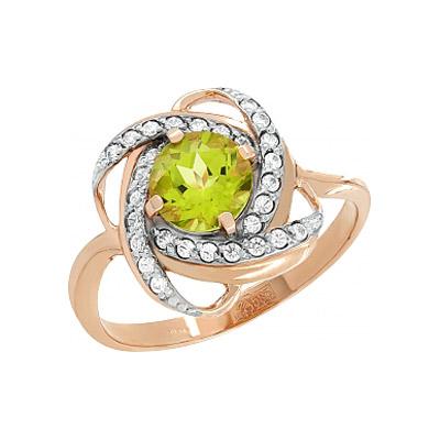 Золотое кольцо Ювелирное изделие 81301