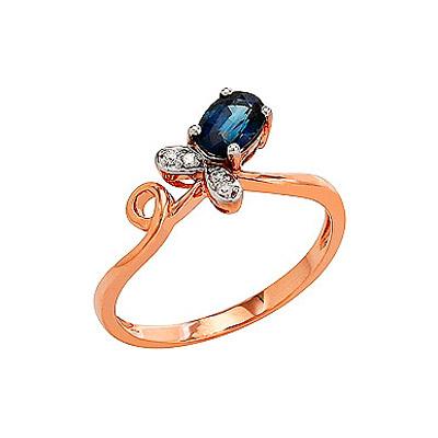 Золотое кольцо Ювелирное изделие 81914 ecolife экомед с клубникой 250 г