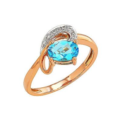 Золотое кольцо Ювелирное изделие 82221