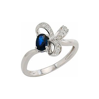 Золотое кольцо Ювелирное изделие 82264