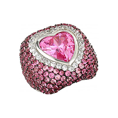 Серебряное кольцо Ювелирное изделие 82469
