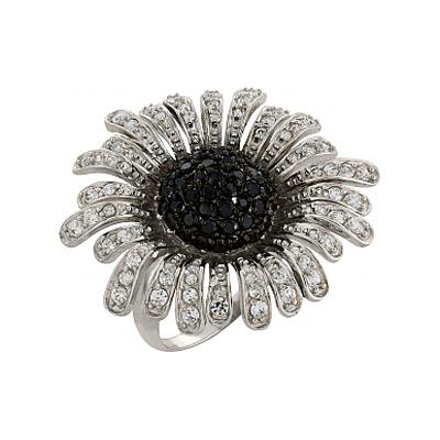 Серебряное кольцо Ювелирное изделие 82494