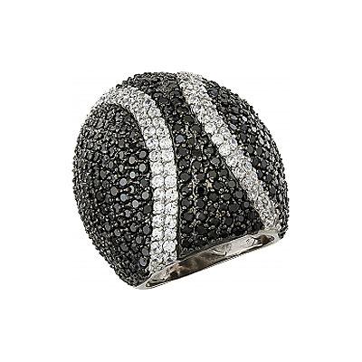 Серебряное кольцо Ювелирное изделие 82562 ювелирное изделие 121197
