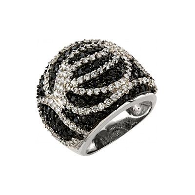 Серебряное кольцо Ювелирное изделие 82566 карат 46 ask
