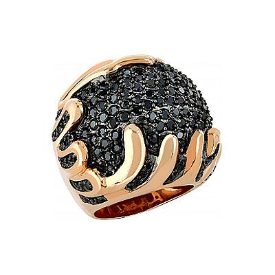 Серебряное кольцо Ювелирное изделие 82627