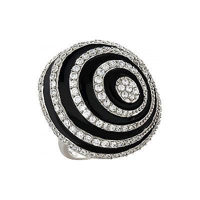 Серебряное кольцо Ювелирное изделие 82629