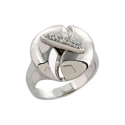 Серебряное кольцо Ювелирное изделие 82786 ювелирное изделие 72181