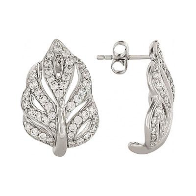 Серебряные серьги Ювелирное изделие 82853 ювелирное изделие 10378rs