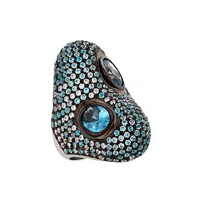 Серебряное кольцо Ювелирное изделие 83225