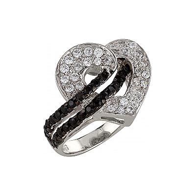 Серебряное кольцо Ювелирное изделие 83564 ювелирное изделие 10378rs